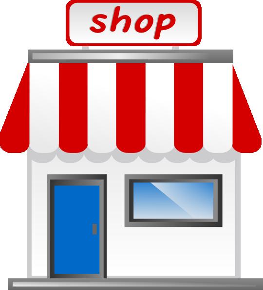 Kiosk Clipart.