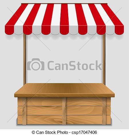 Kiosk clipart #9