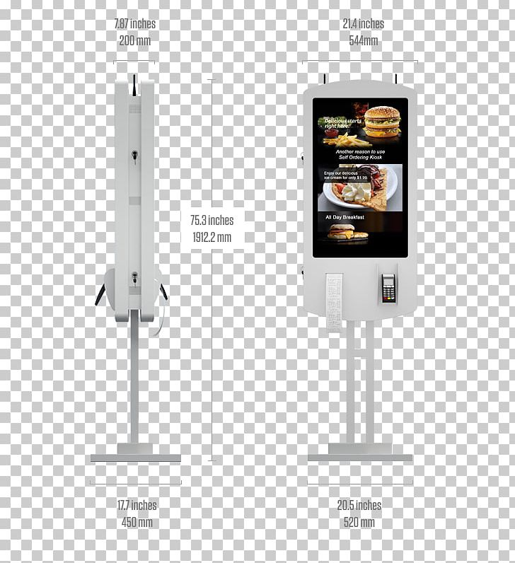 Kiosk Vending Machines Retail McDonald's Foodservice PNG, Clipart.