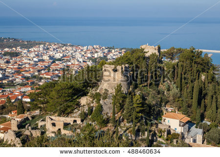Peloponnese Stock Photos, Royalty.