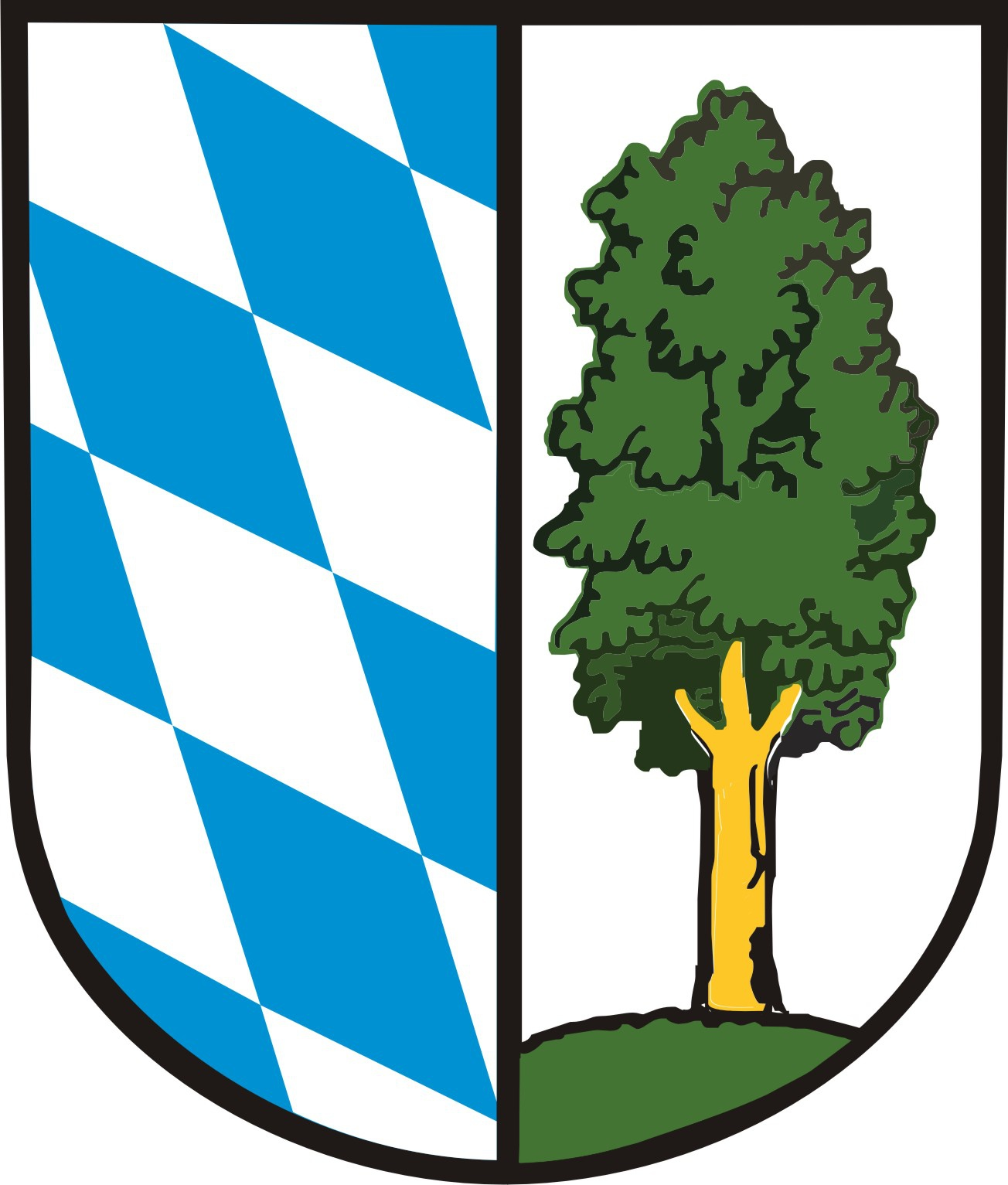 Liste der Wappen im Landkreis Eichstätt.