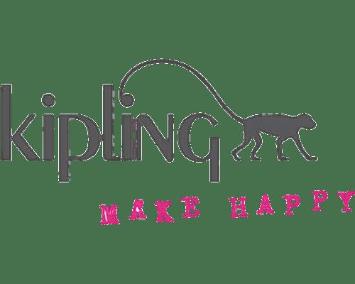 Kipling Logo transparent PNG.