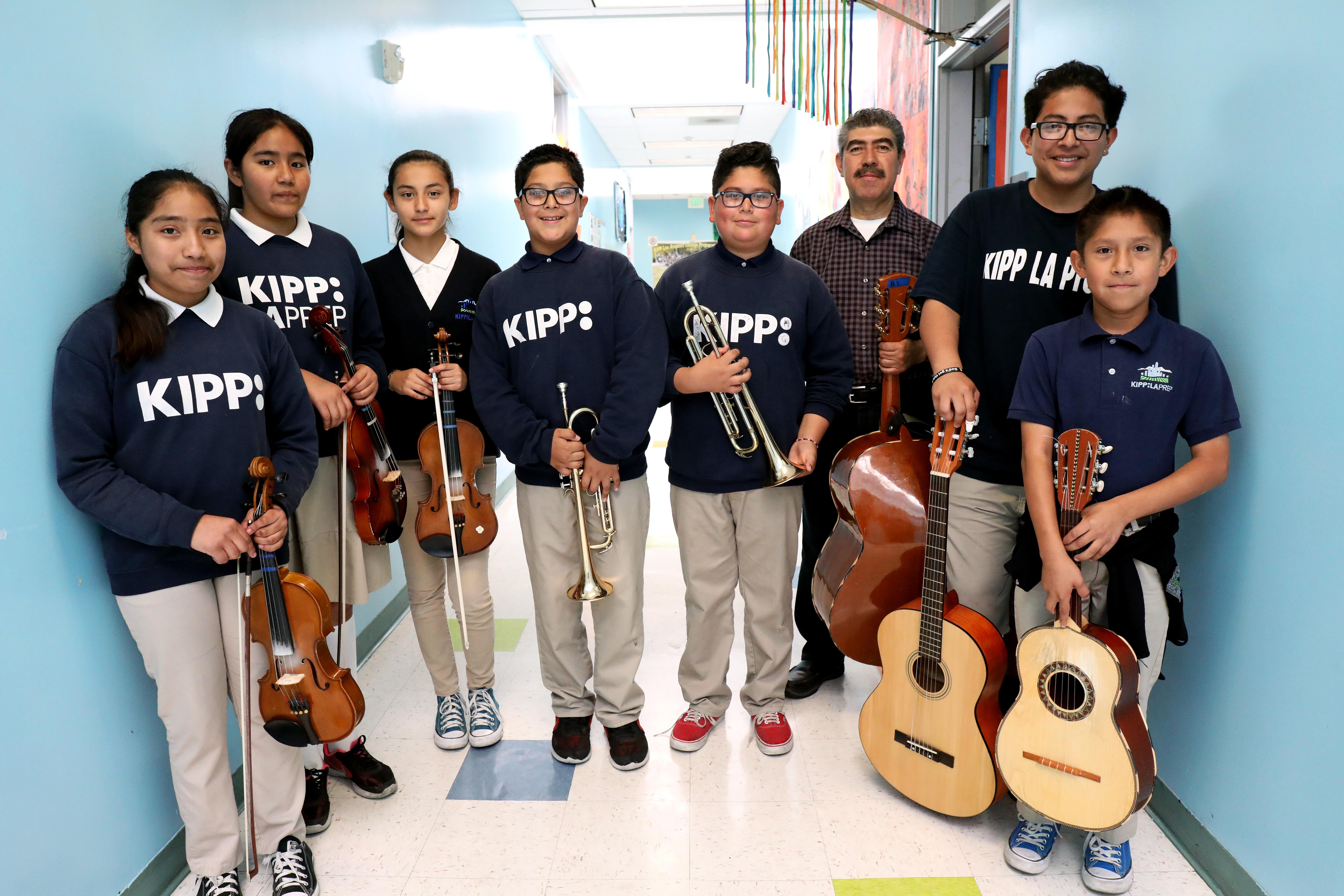 KIPP LA Prep.