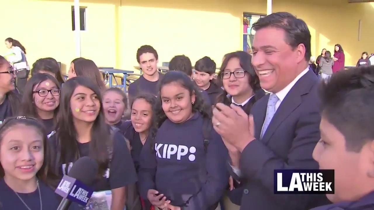 KIPP LA Prep Named Blue Ribbon School.