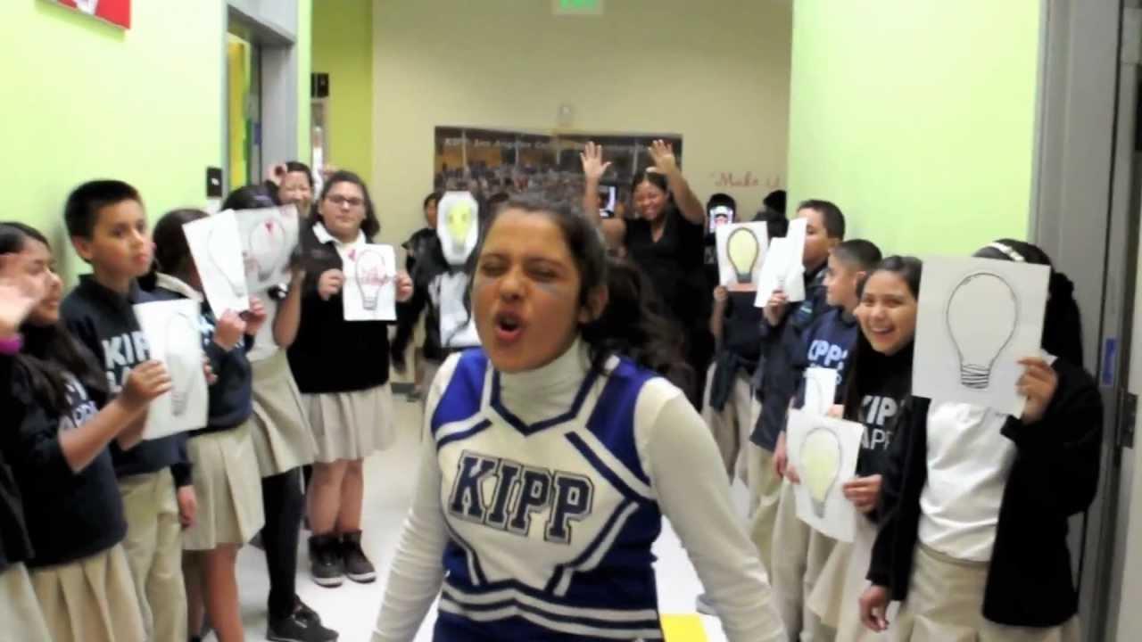 KIPP LA Prep DREAM ON LIP DUB 2013.