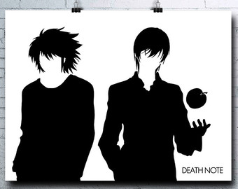 Best death note clipart.