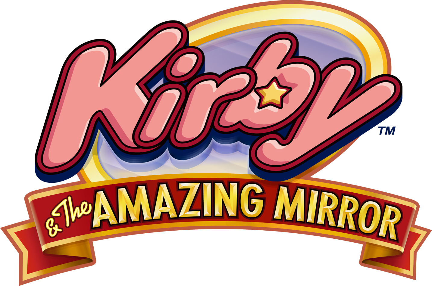 Kirby & The Amazing Mirror.