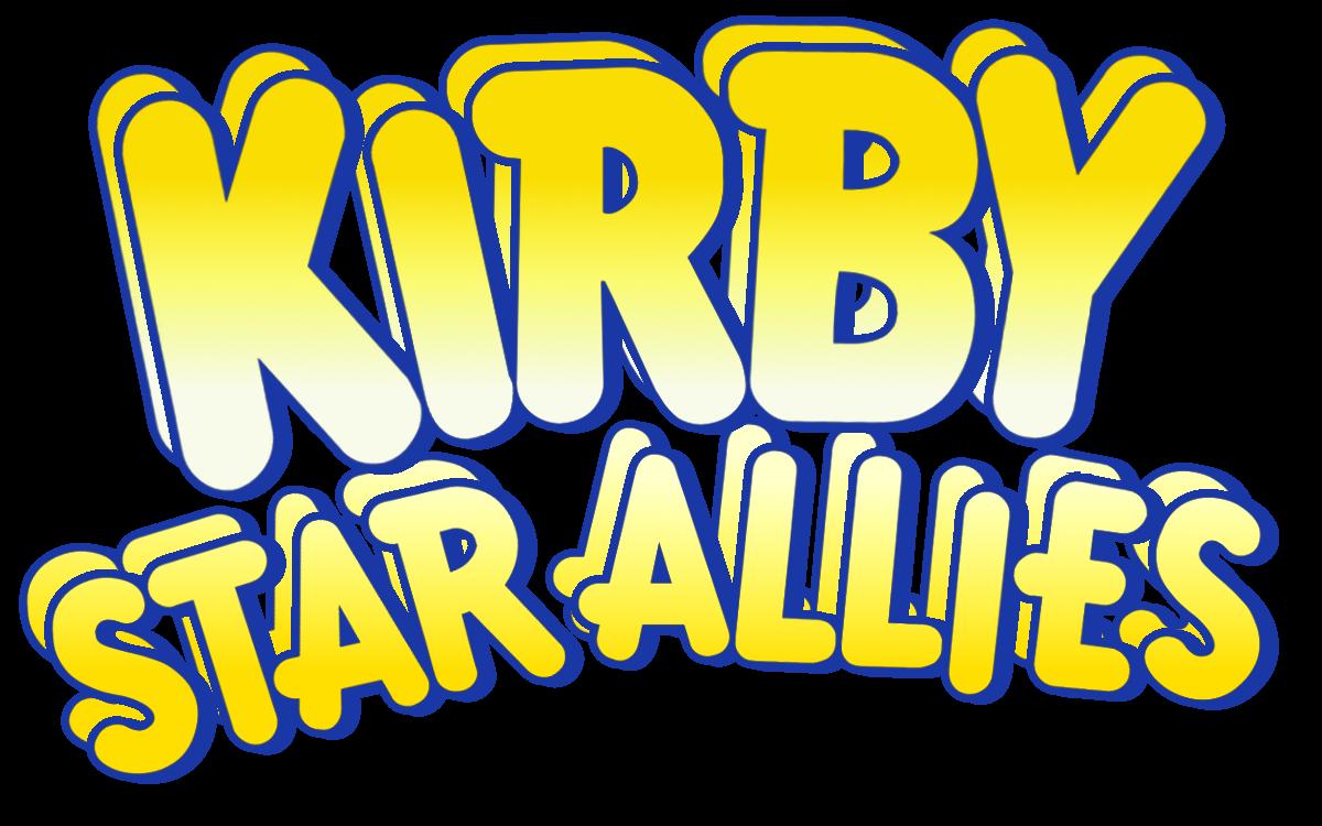Kirby Star Allies Classic Logo.