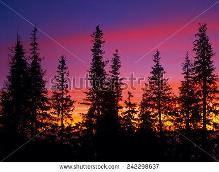 Mountain Range Of Red Stock Photos, Royalty.