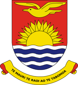 Kiribati clipart.