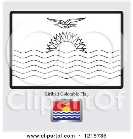 Kiribati clipart #5