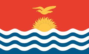 Kiribati clipart #20