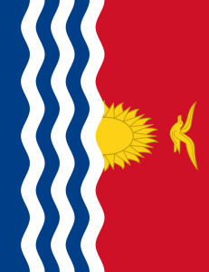 Kiribati clipart #11