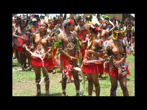 Kiriwina Island, PNG.