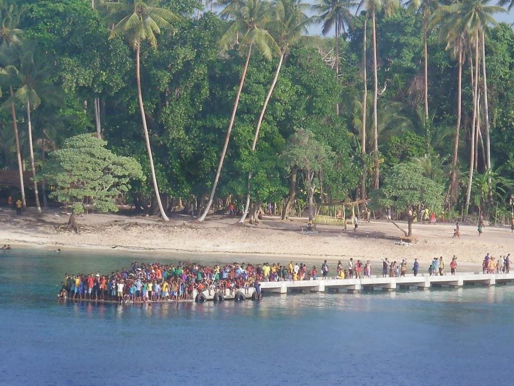 Togaku, Papua New Guinea.