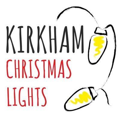 Kirkham Christmas (@kirkhamlights).