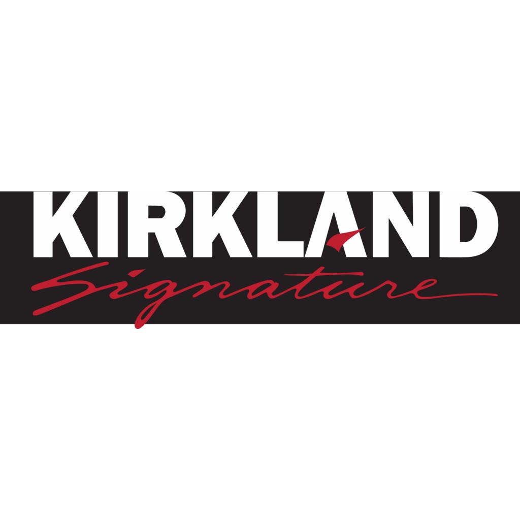 Kirkland Signature logo, Vector Logo of Kirkland Signature.