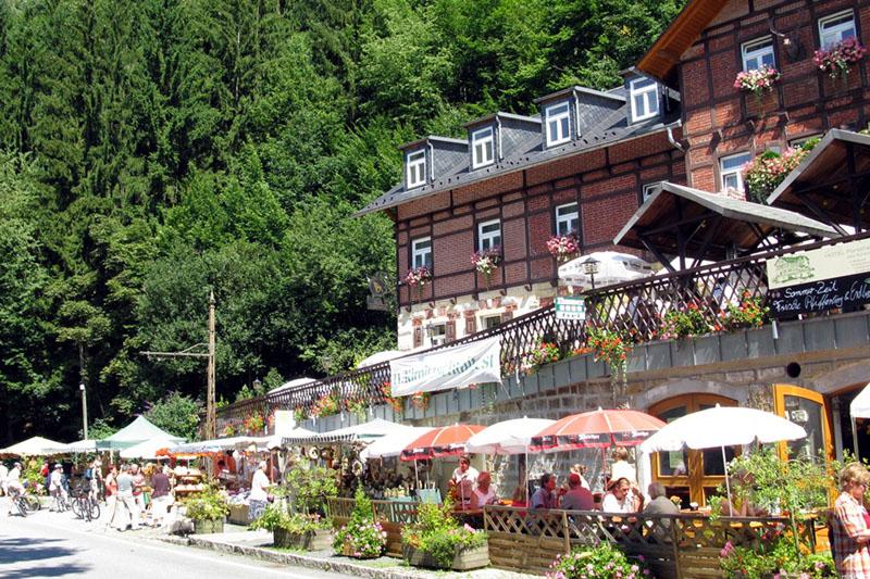 Kirnitzschtal clipart #1