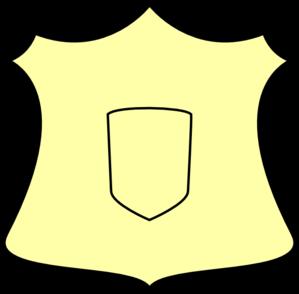 Gold Shield Clip Art at Clker.com.