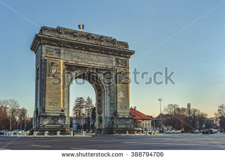Bucharest Romania Stock Photos, Royalty.