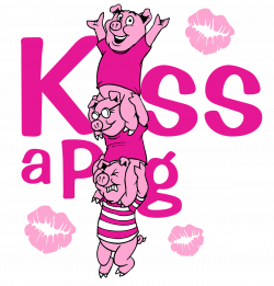 Kiss clipart pig, Picture #1481015 kiss clipart pig.