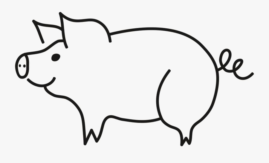 Pig Clipart Kiss.