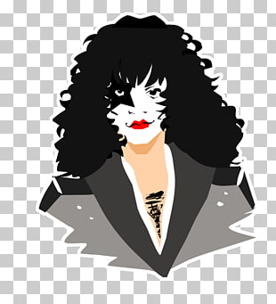 36 kiss Band PNG cliparts for free download.