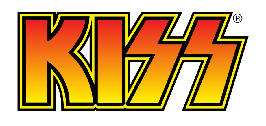 Svg Kiss Logo, Yes.