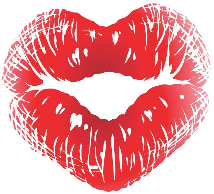Kiss Clip Art.