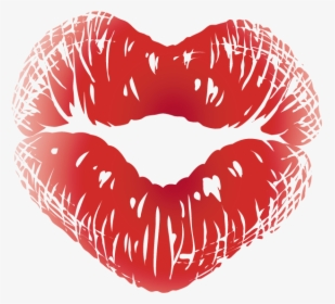 Kiss Clipart Transparent Background, HD Png Download.