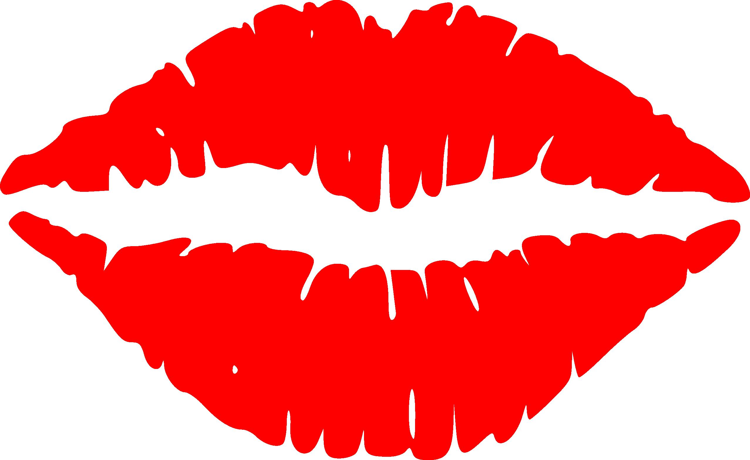 Lip Mouth Kiss Clip art.