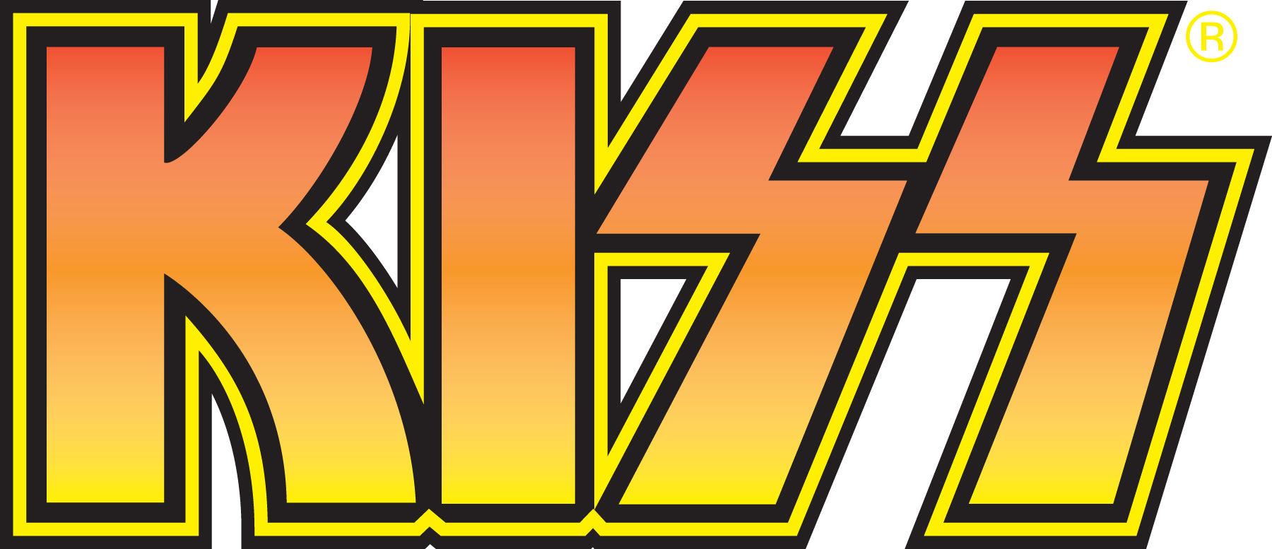 Kiss Rock Band Clipart.
