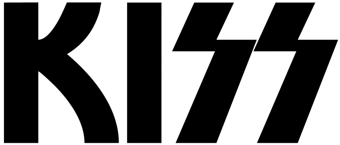 KISS Changed Their Logo For German Market.