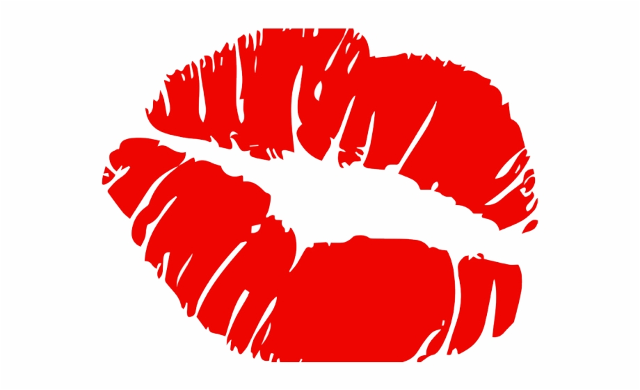 Lips Clipart Kiss Mark.