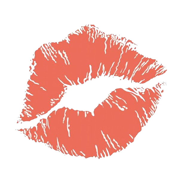 Download Free png Kiss Mark PNG File.