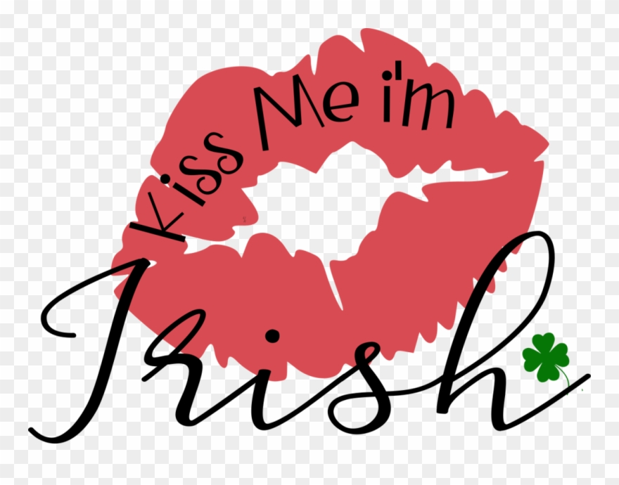 Kiss Me I\'m Irish Clipart (#3064675).