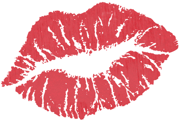 Lips kiss clipart.