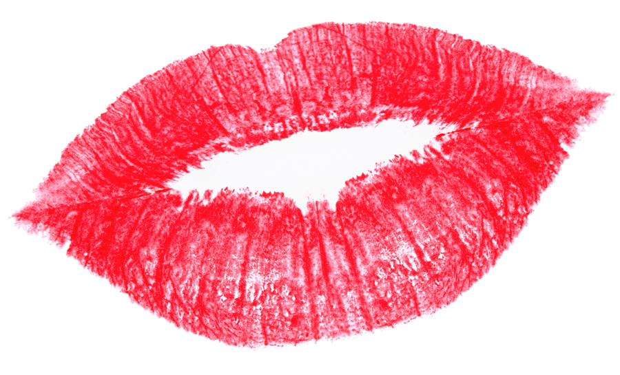 Lips clip art free kiss free clipart images 4.