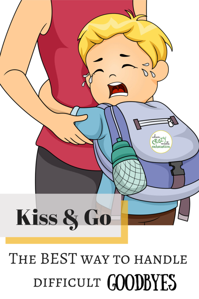 Kiss and Go.