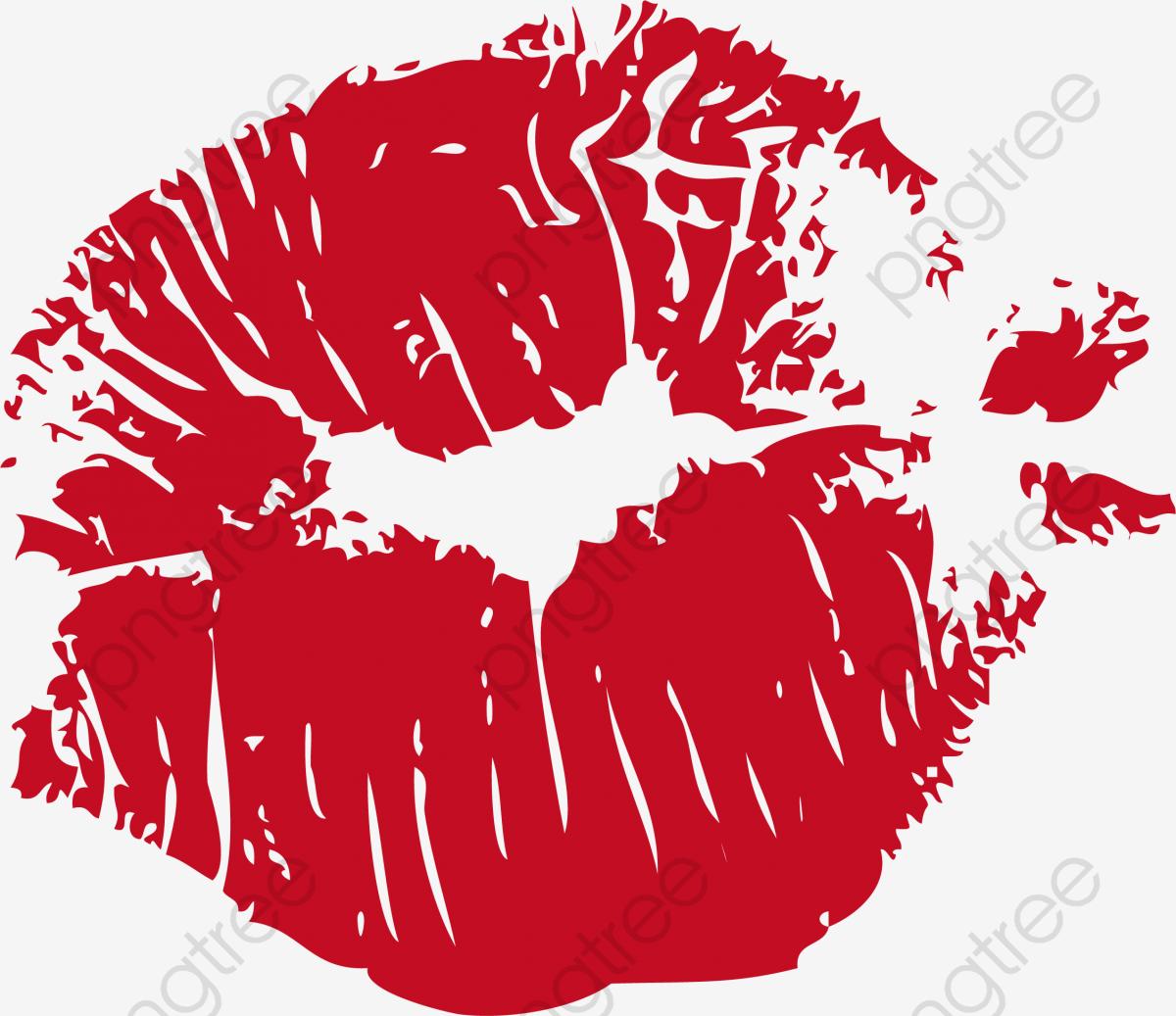 Vector Kisses, Cartoon Kisses, Cartoon Lips, Kiss PNG Transparent.