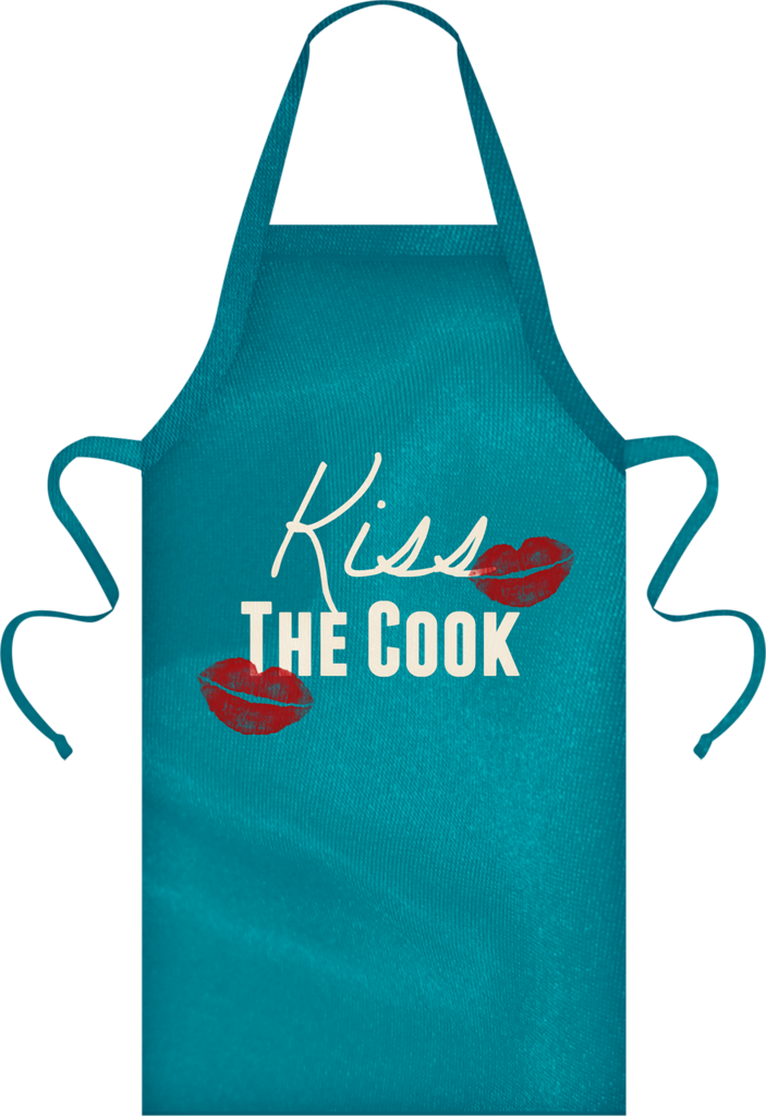 Kiss clipart kiss the cook, Kiss kiss the cook Transparent.