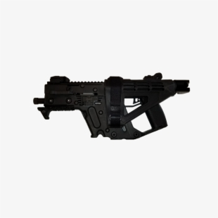 Kriss Vector Gen 2 Folding Pistol Brace , Transparent.