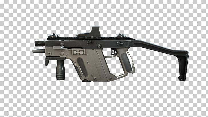 Assault rifle Point Blank Firearm KRISS , assault rifle PNG.
