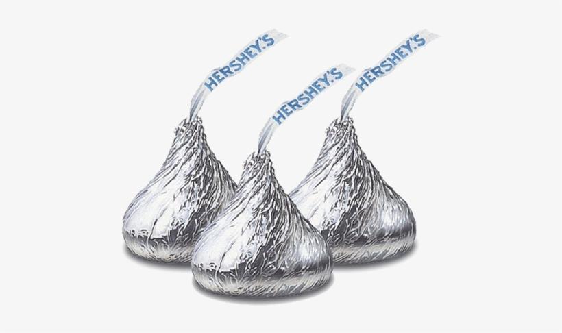 Hershey's Kisses Milk Chocolate.