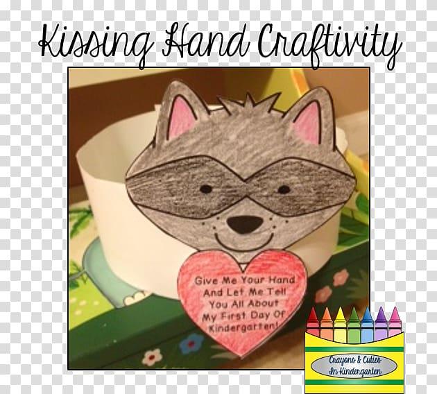 The Kissing Hand Un Beso en Mi Mano School Kindergarten.