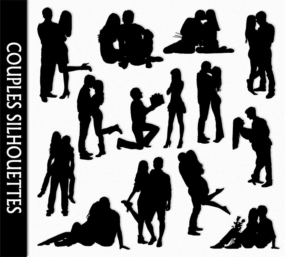 kissing people clipart clipground