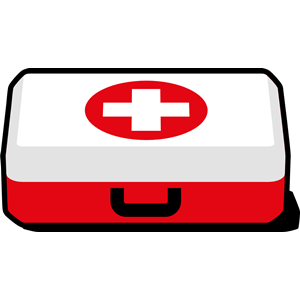 First aid kit clipart, cliparts of First aid kit free download (wmf.
