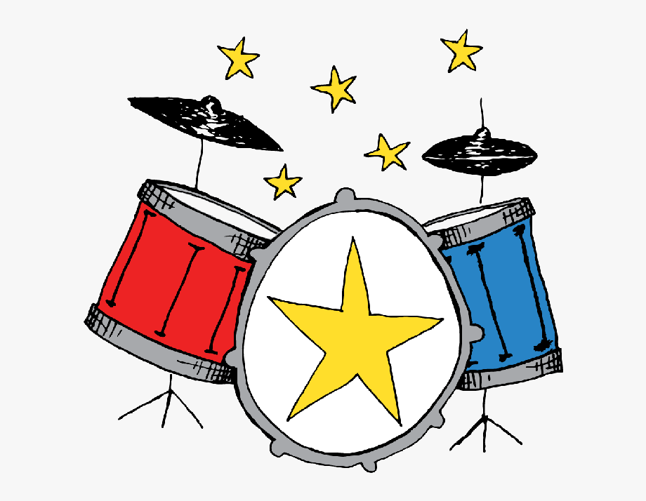 Drum Kit Clip Art Vector Online Royalty Free.