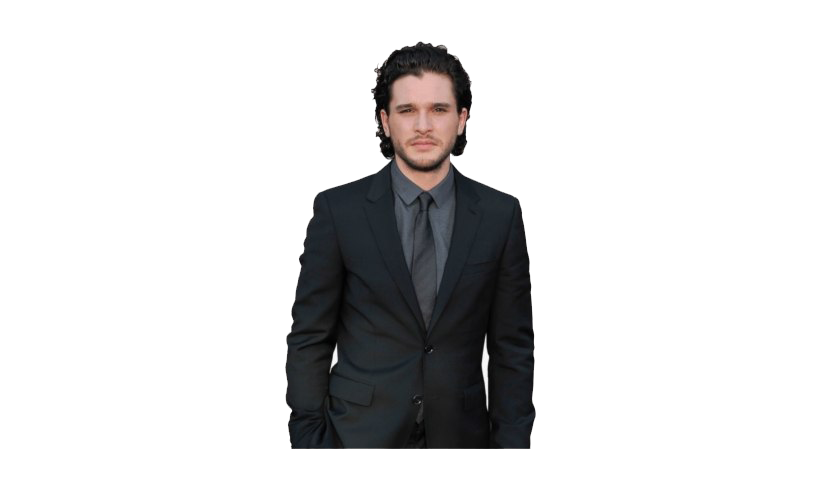 Kit Harington PNG High.
