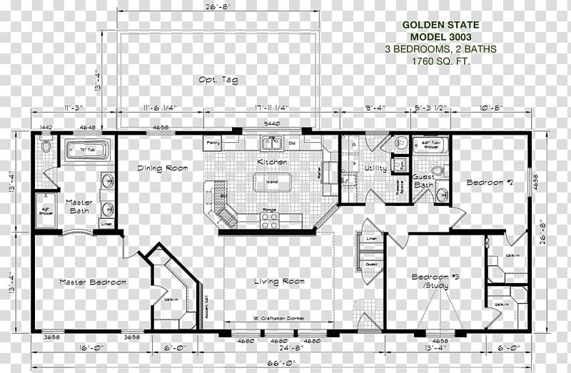 Floor plan House KIT Custom Homebuilders Manufactured.